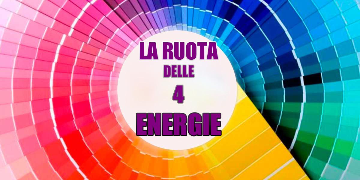 La Ruota delle 4 Energie